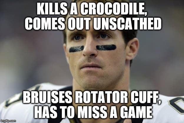 drew brees meme 12