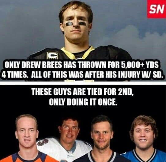 drew brees meme 4