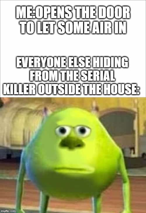 mike wazowski memes 3