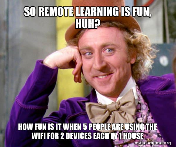 remote learning memes 11