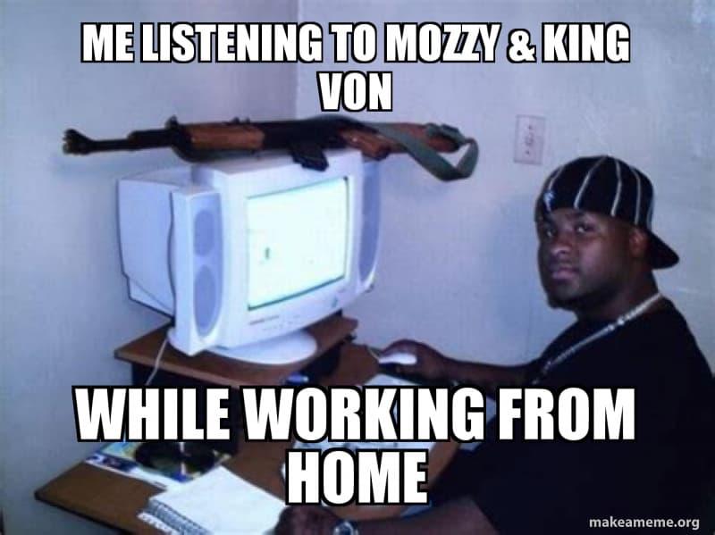 23 king von memes 17