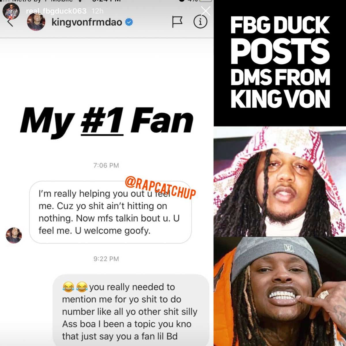 23 king von memes 8