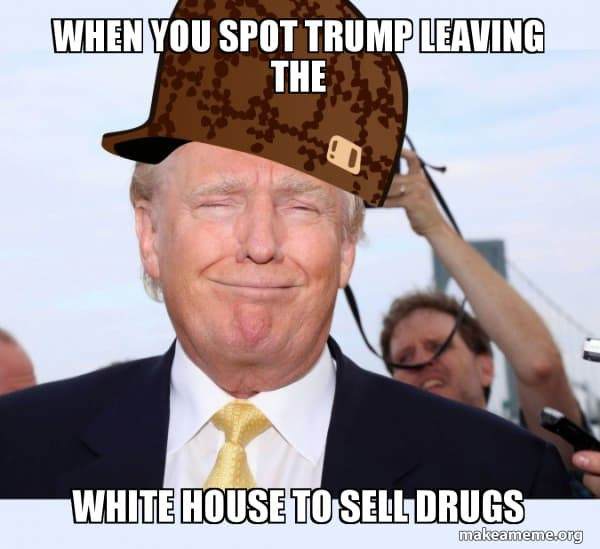 31 Trump Leaving White House Memes 22