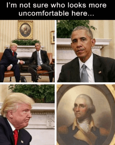 31 Trump Leaving White House Memes 5