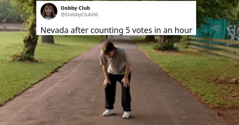 Explosive 19 Nevada Counting Votes Meme 1