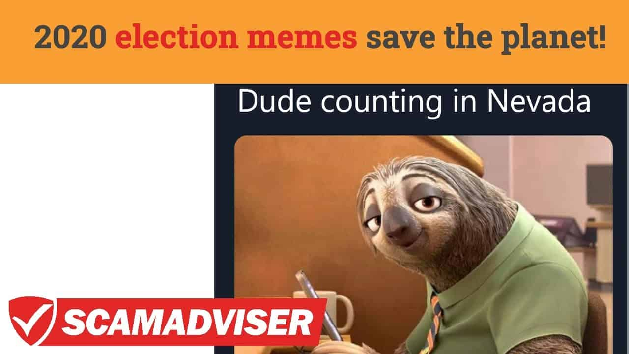 Explosive 19 Nevada Counting Votes Meme 12