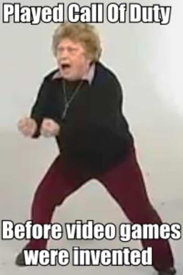 27 Old Lady Vaccine Meme 11