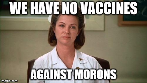 27 Old Lady Vaccine Meme 18