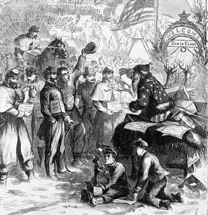 Santa Claus 1863