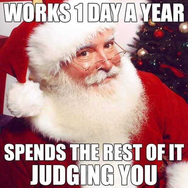 The Best 31 Funny Santa Memes in 2020 19