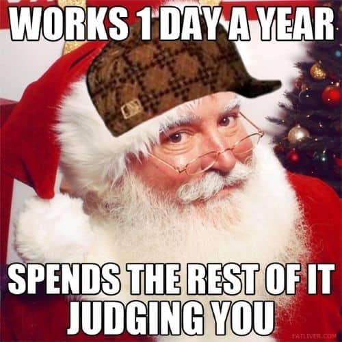 The Best 31 Funny Santa Memes in 2020 27
