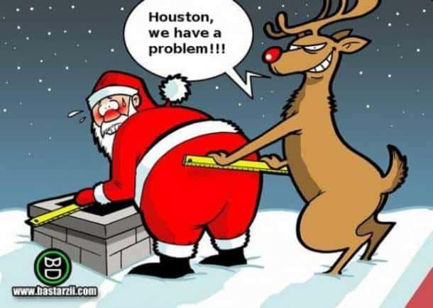 The Best 31 Funny Santa Memes in 2020 3