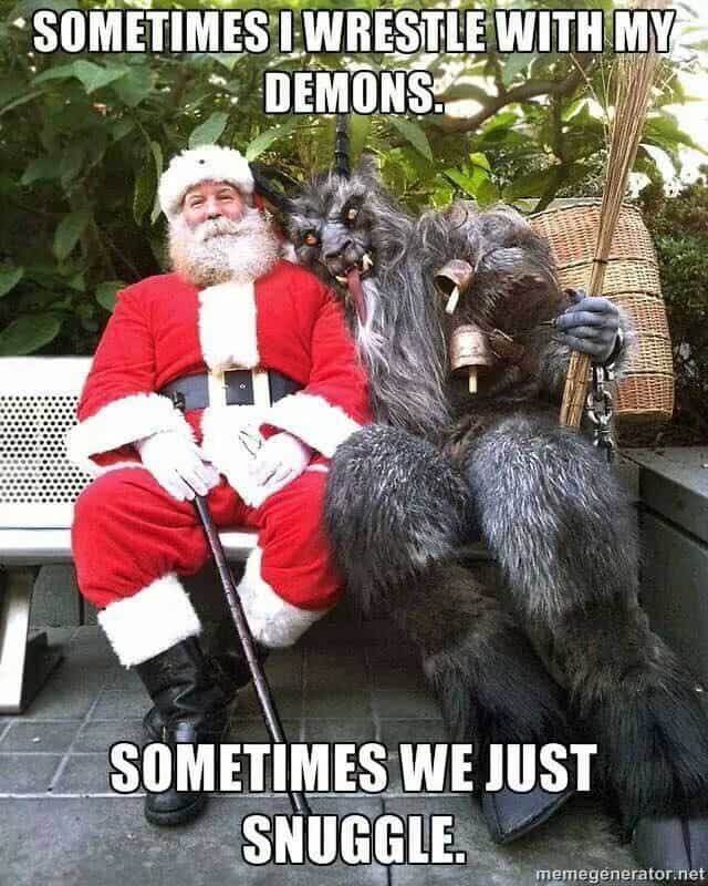 The Best 31 Funny Santa Memes in 2020 9