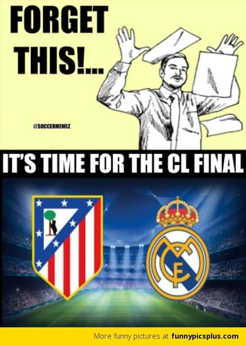 Champions League Final Memes 1