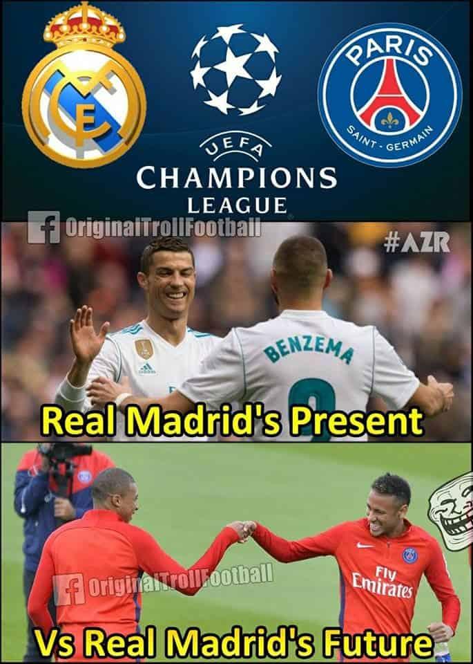 Champions League Final Memes 19