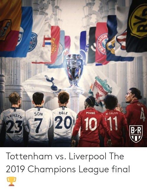 Champions League Final Memes 2 1