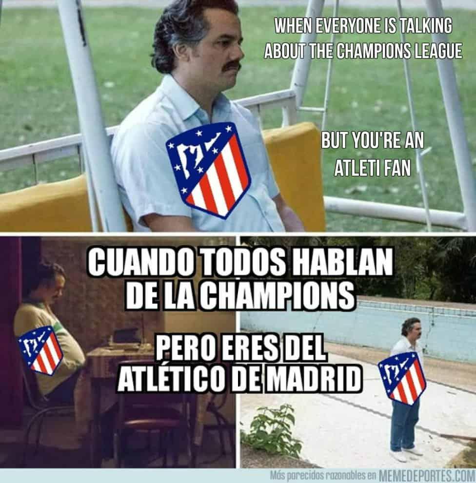 Champions League Final Memes 21