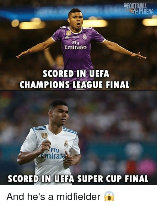 Champions League Final Memes 3 1