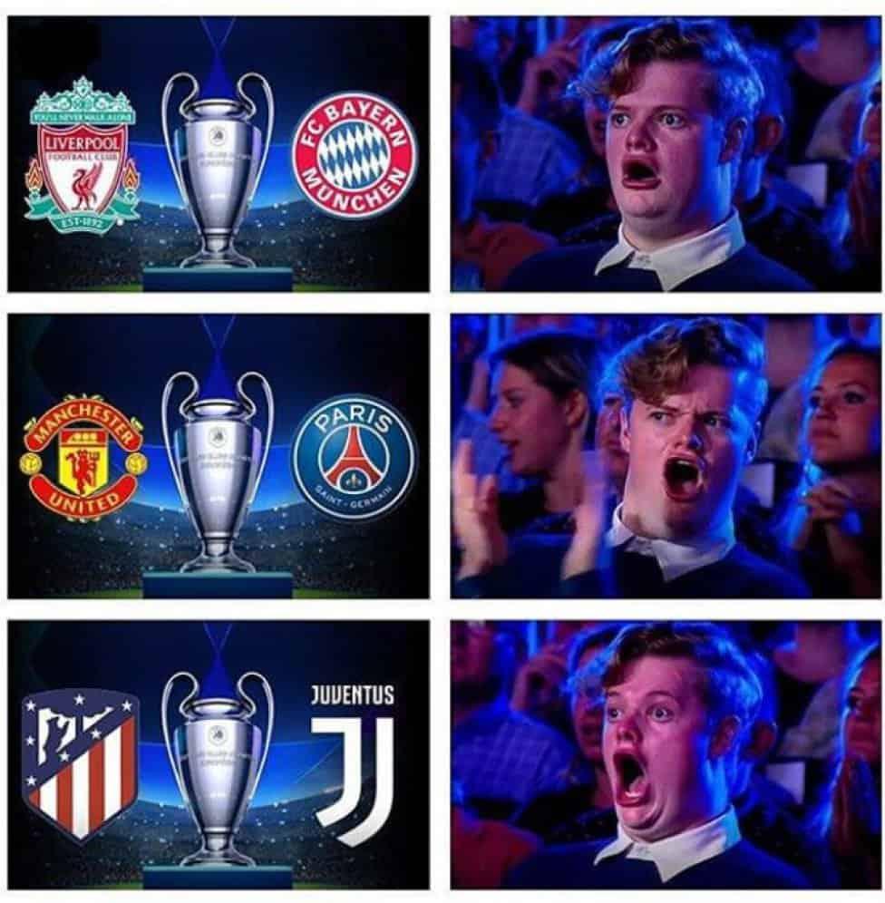 Champions League Final Memes 3