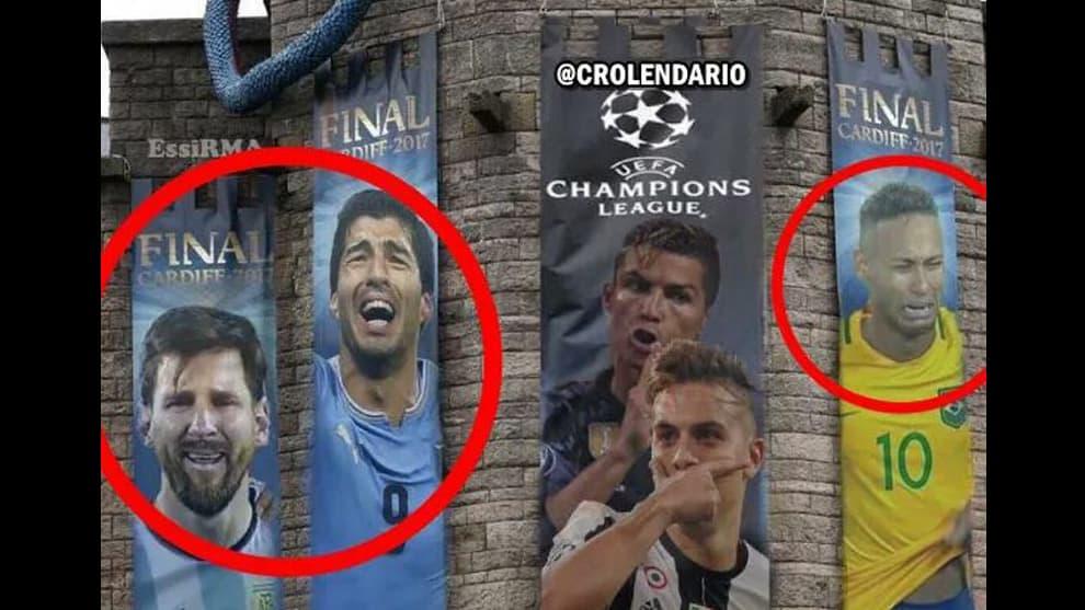 Champions League Final Memes 4