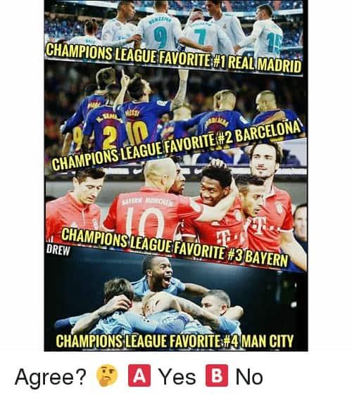 Champions League Final Memes 6 1