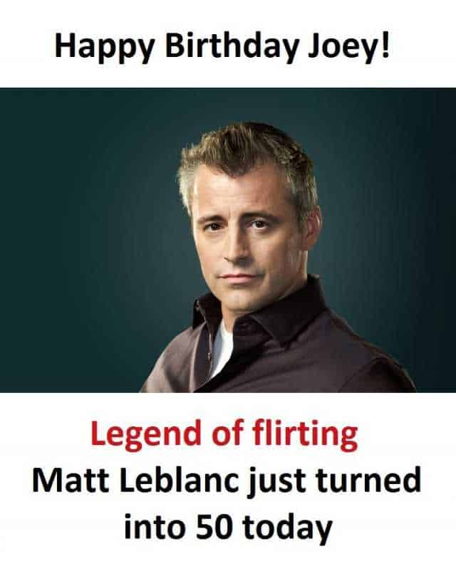 Matt Leblanc Memes 16