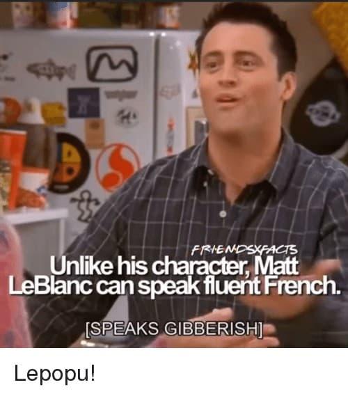 Matt Leblanc Memes 6 1