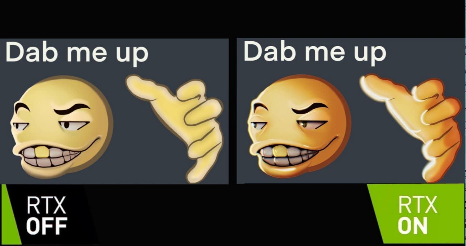 dab me up meme 1