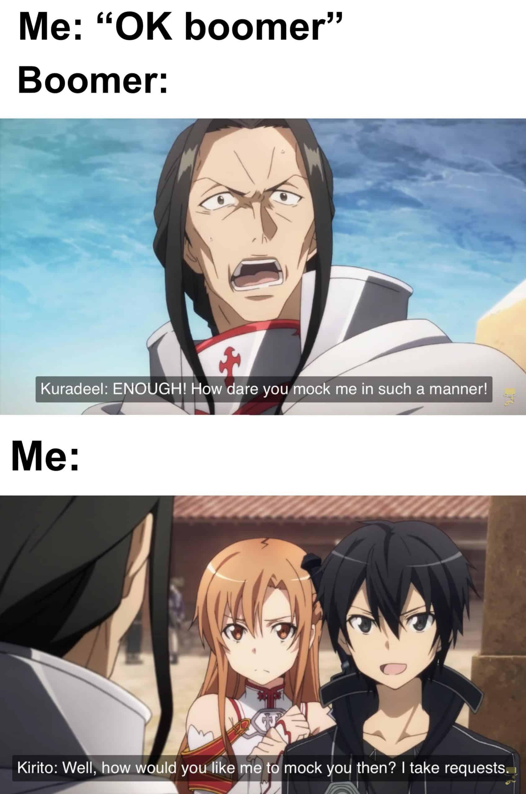 Anime Memes 30