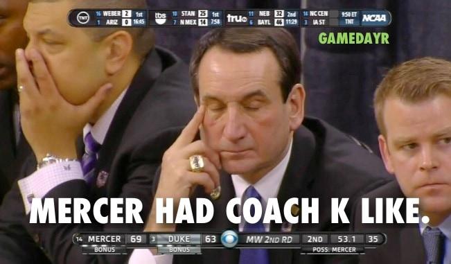 Coach K Meme 10