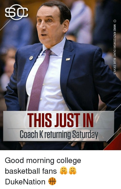 Coach K Meme 2 1