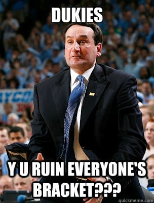 Coach K Meme 7
