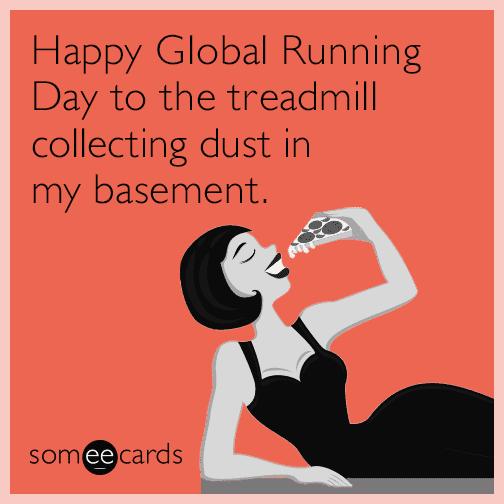 Global Running Day Meme 11