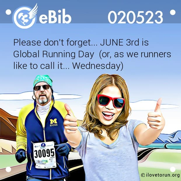 Global Running Day Meme 3 1