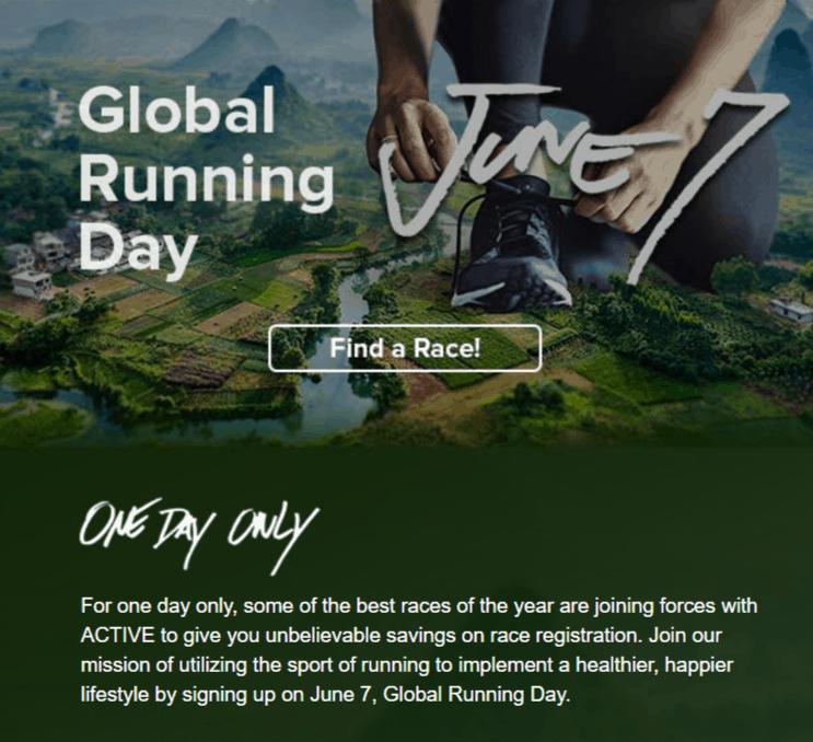 Global Running Day Meme 5