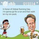 Global Running Day Meme 6