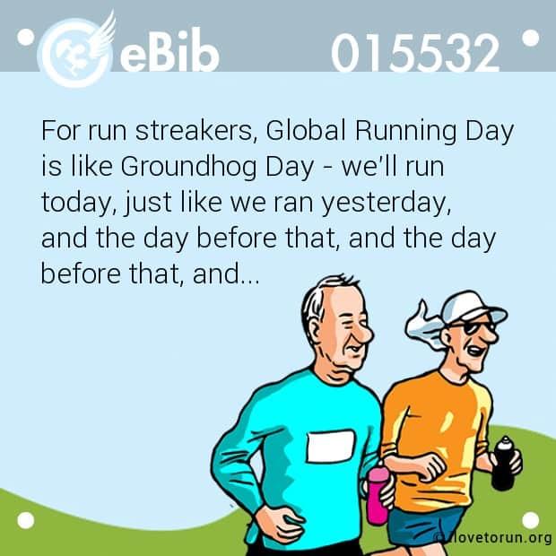 Global Running Day Meme 7