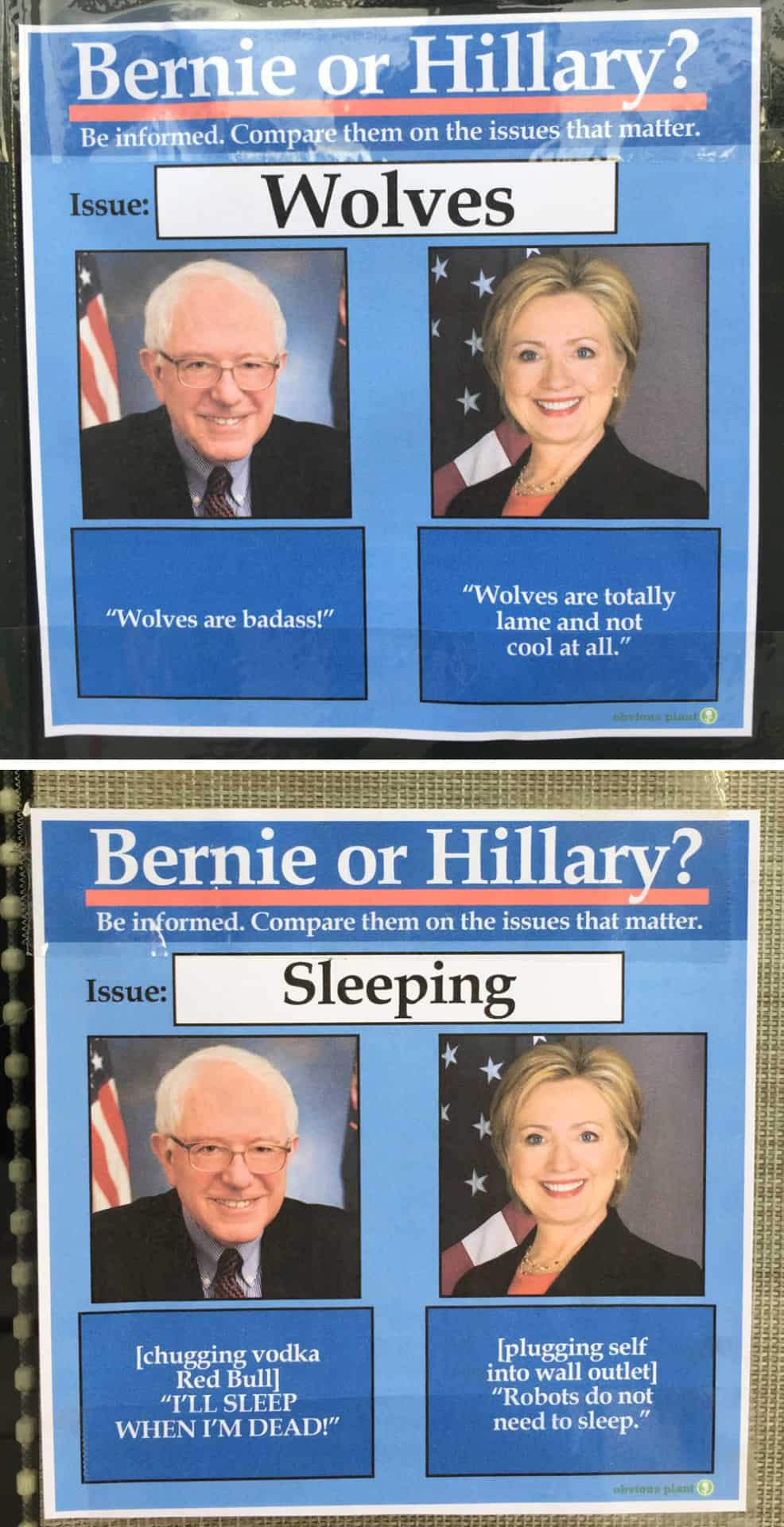Hillary Fauci Meme 17