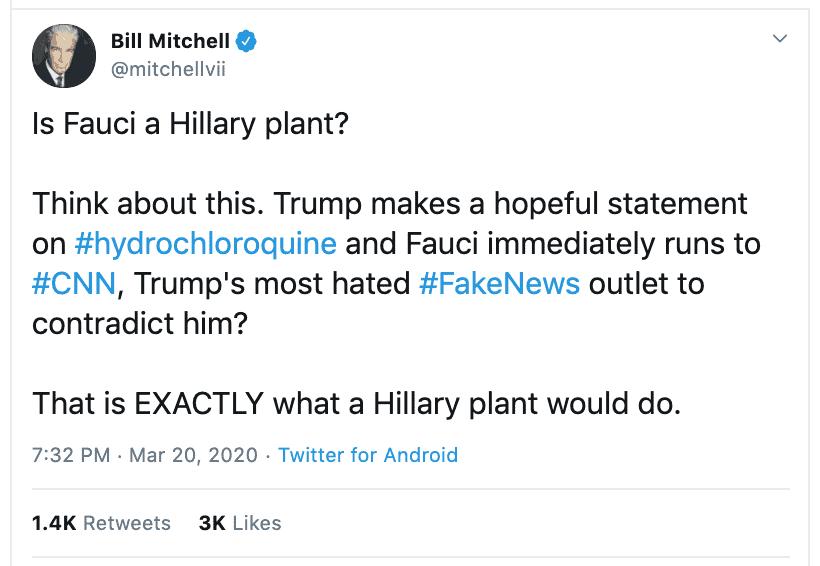 Hillary Fauci Meme 5