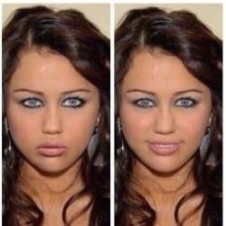 Miley Cyrus Staring Meme 10