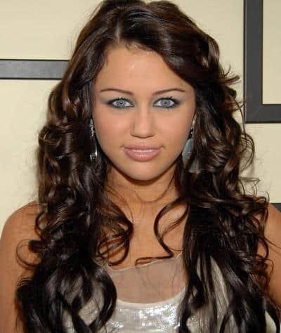 Miley Cyrus Staring Meme 3