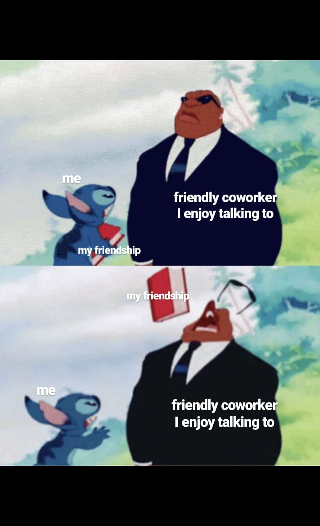 Wholesome Memes For Friends 3