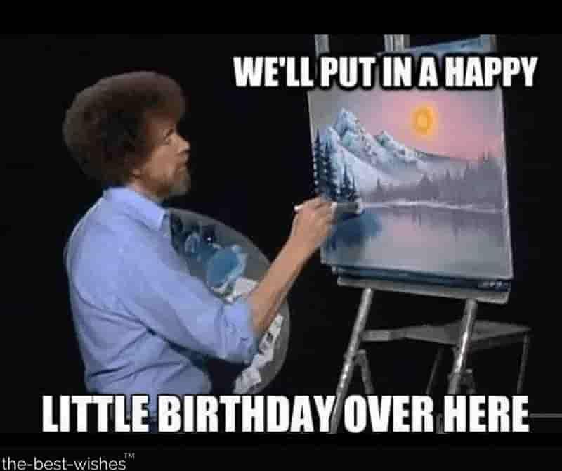 funny birthday memes 34