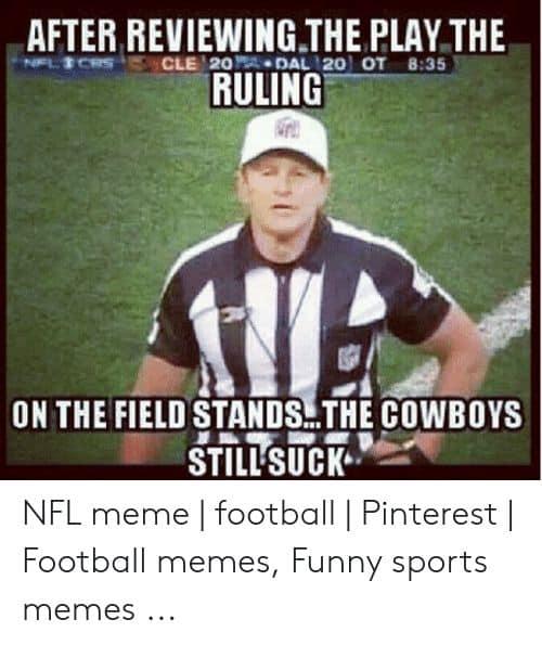 NFL Memes 15