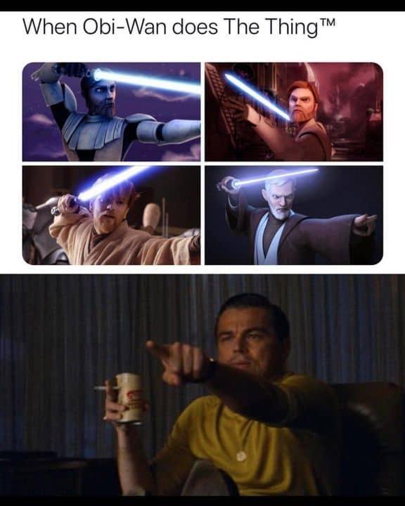 Star Wars Memes 1