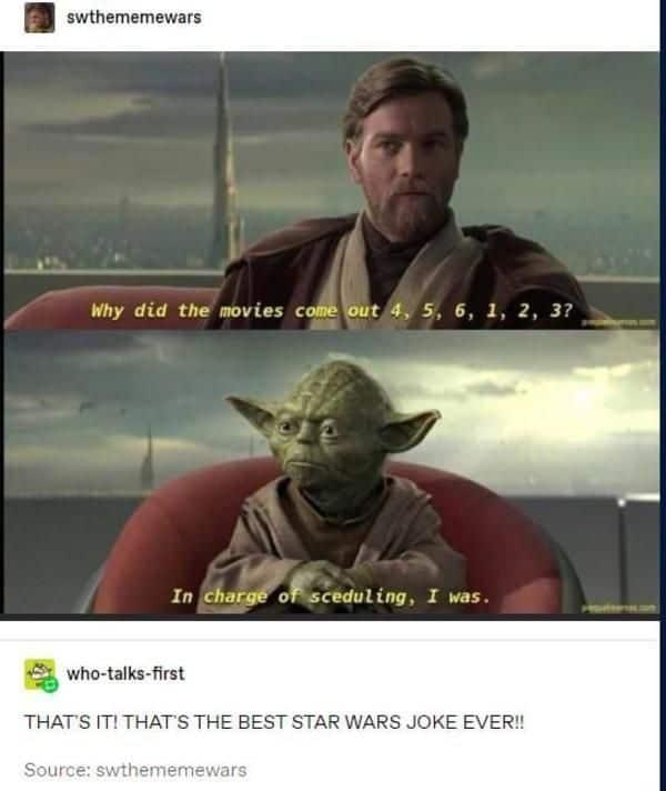 Star Wars Memes 43