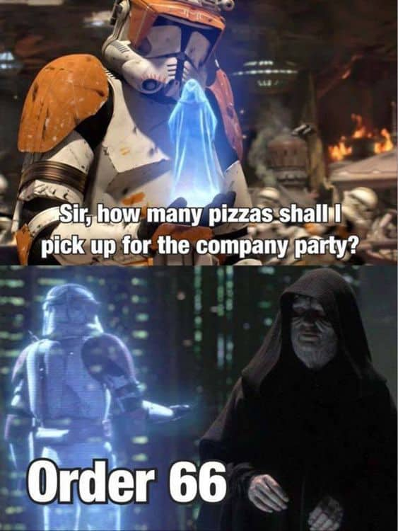 Star Wars Memes 6