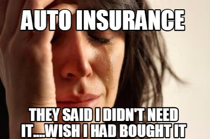 Car insurance memes 3