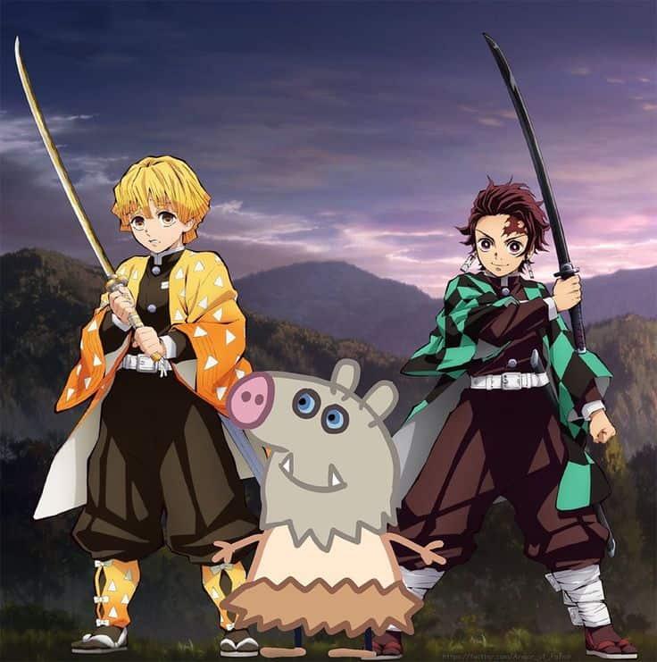 Cursed memes anime 1