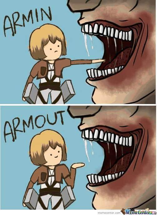 Cursed memes anime 2
